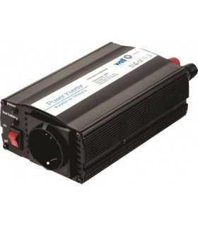 Invertor de tensiune cu USB 12V la 220V 300W Well