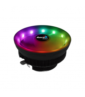 Cooler procesor Aerocool Core Plus iluminare RGB