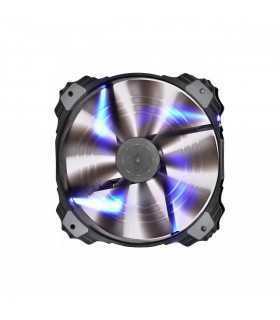 Ventilator Deepcool Xfan 200 Blue 200mm iluminare albastra