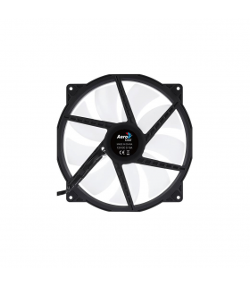 Ventilator Aerocool Duo 20 200mm iluminare ARGB