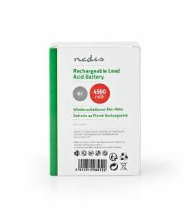 Acumulator plumb acid reincarcabil 6V 4500mAh NEDIS