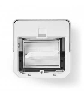 Mini racitor aer Nedis cu alimentare la USB 3 viteze