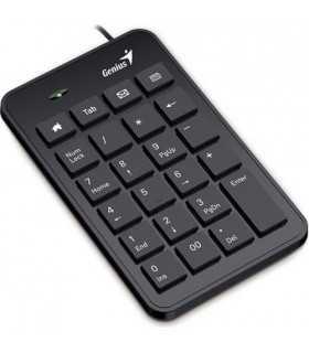 Tastatura numerica Genius I120 USB negru