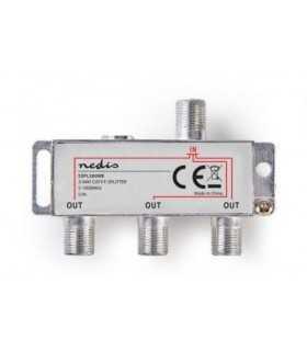 Distribuitor semnal TV 3 cai 5-1000Mhz Konig splitter
