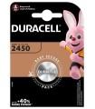 Duracell baterie litiu CR2450 3V diametru 25mm x h5mm 1buc