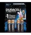 Baterii DuraCell AA TurboMax Ultra Alcaline LR6 blister 4buc