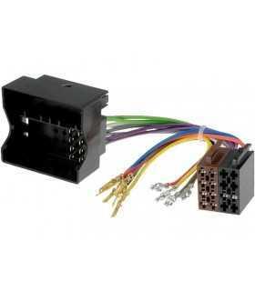 Cablu adaptor Mercedes BMW Citroen Ford Opel Peugeot Skoda VW ISO 4CarMedia ZRS-AS-50B