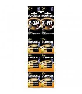 Baterii AA Duracell Simply Alkaline set 2buc/blister