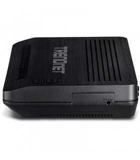 Router N300 Wireless ADSL 2/2 +modem Trendnet