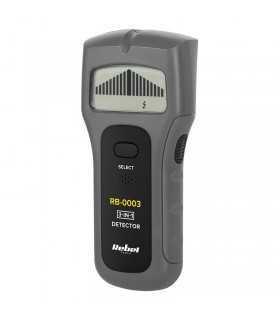 Detector 3in1 REBEL detectare metal/profile de lemn in perete