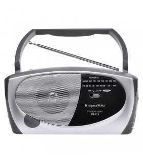 Radio FM portabil Kruger&Matz PR-111