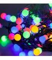 Sir iluminat festiv IP44 RGB 10m REBEL