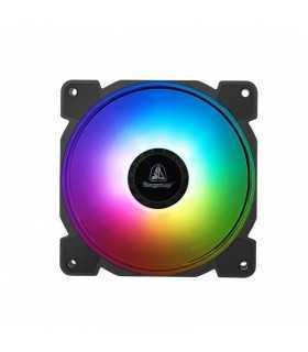 Ventilator Segotep 120mm iluminare RGB 1100RPM 39.7CFM 120x120x25mm