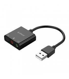 Placa de sunet Orico SKT3 1x USB 2.0 la 1x TRS 1x TRRS 1x Mic