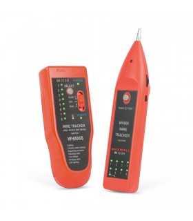 Tester pentru perechi de cabluri cu LED cu tester cablu RJ45 MAXWELL