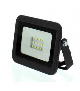 Proiector LED 10W 900lm IP65 4000K negru Well