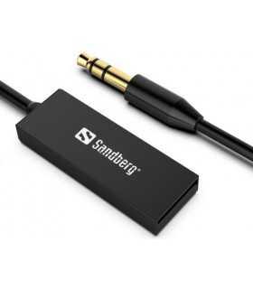 Adaptor Audio Bluetooth 5.0 Sandberg 450-11 Jack 3.5mm