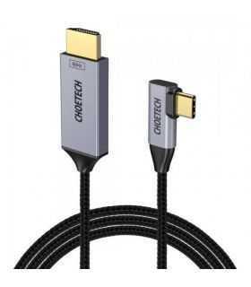 Cablu USB Type C 90grade - HDMI 1.8m Choetech XCH-1803