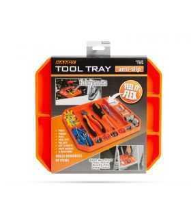 Tava cauciuc pentru unelte cu compartimente si rigla 26x23.5x2.5cm HANDY