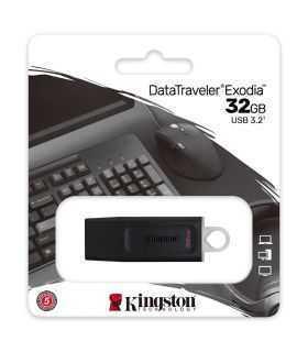 FLASH DRIVE 32GB DT USB 3.2 GEN1 KINGSTON