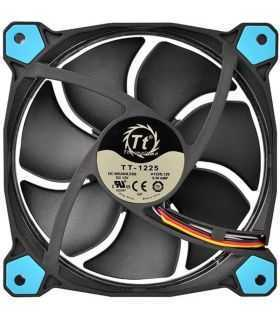 Ventilator Thermaltake Riing 14 High Static Pressure 140mm cu iluminare albastra