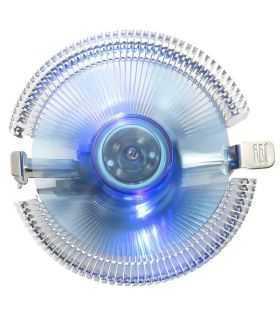 Cooler procesor Segotep Frost Castle 90 65W TDP 1x 90mm Hydraulic Mute Bearing fan 1800RPM compatibil Intel/AMD