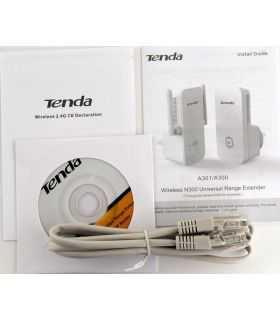 Range Extender Wi-Fi 300Mbps Tenda A301