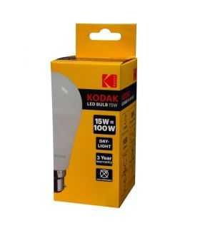 Bec LED KODAK E2715W 1450lm echivalent 100W 6000K lumina rece