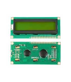 Modul NANO LCD BLUE GREEN SCREEN IIC/I2C + 1602