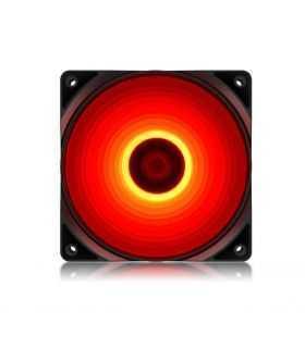 Ventilator Deepcool RF120 120mm iluminare rosie 120x120x26mm