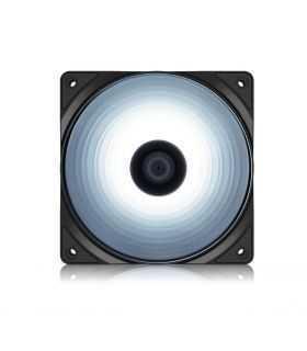 Ventilator Deepcool RF120 120mm cu iluminare allba 120x120x26mm