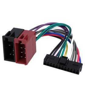 Cablu adaptor Conector ISO Pioneer 12 pini 4CARMEDIA ZRS-6