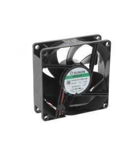 Ventilator DC axial 12VDC 80x80x25 mm 4500rot./min 96.85m3/h 43.1dBA Vapo SUNON PF80251V2-1000U-A99