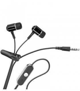 Casti stereo cu microfon pentru iPod iPhone Goobay
