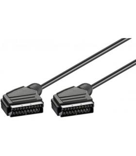 Cablu Scart-Scart LCXM 1.5m Goobay