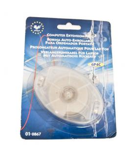 Autoderulator pentru telefon 6P4C RJ11 2.4m EDC