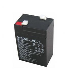 Acumulator gel plumb 6V 4.5A Vipow 70x48x100mm