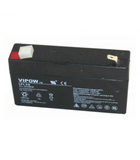Acumulator gel plumb 6V 1.3Ah Vipow