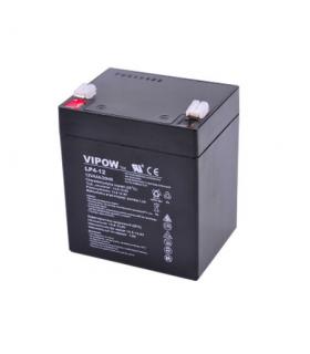 Acumulator gel plumb 12V 4A Vipow 90x70x102mm