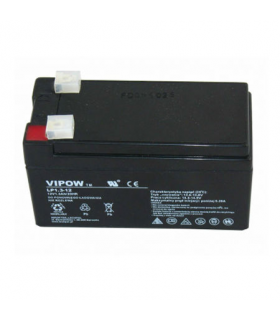Acumulator gel plumb 12V 1.3A Vipow 97x43x53mm
