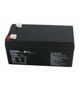 Acumulator gel plumb 12V 3.3A Vipow 134x67x59mm