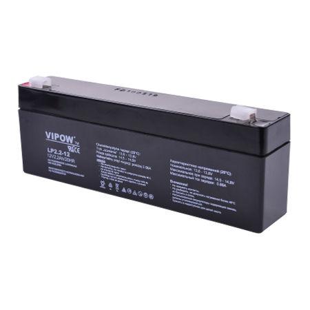 Acumulator gel plumb 12V 2.2Ah Vipow