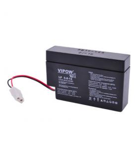 Acumulator gel plumb 12V 0.82A Vipow 96x25x62mm