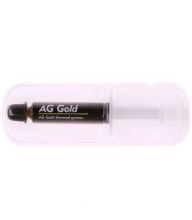 Pasta termoconductoare AG Gold 1gr 2.8 W/m.K. AG TermoPasty