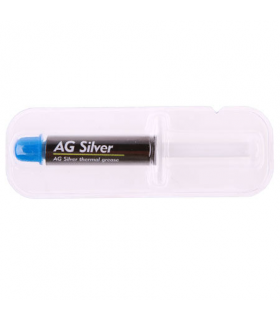 Pasta termoconductoare AG Silver 1gr 3.8 W/m.K. AG TermoPasty