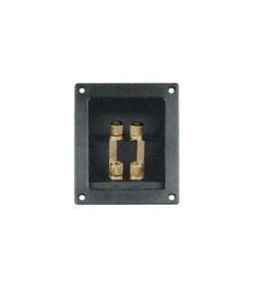 Conector boxa 4 terminale aurite