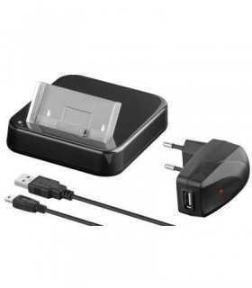 Dockingstation Usb pentru iPhone 4 iPhone 4S Goobay