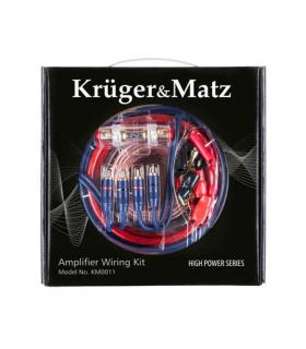 Kit cabluri montaj auto suport siguranta 60A Kruger&Matz