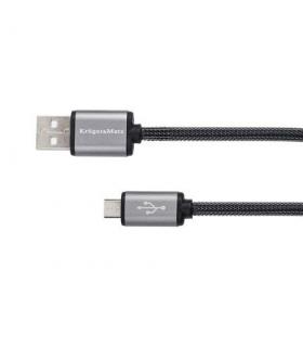 Cablu USB la micro USB 1.8m Profesional Kruger&Matz