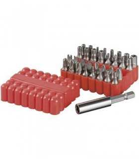 Set varfuri Hexagon Tri wing Philips si Torx fixPoint